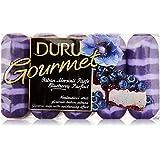 Duru Gourmet Bar Soap, Blueberry Parfait, 2 Count