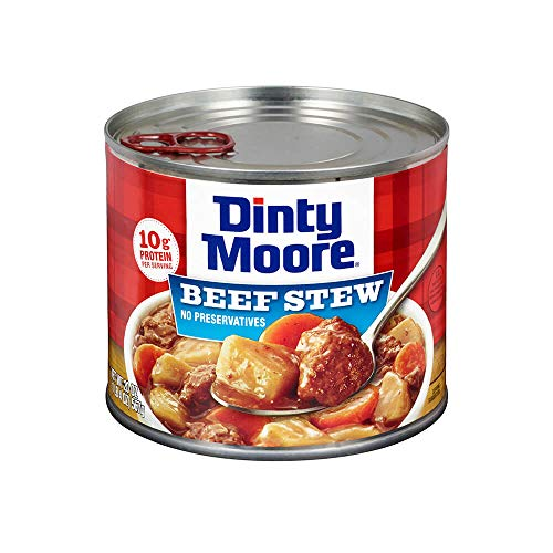 - Dinty Moore Beef Stew, 20 Ounce Can