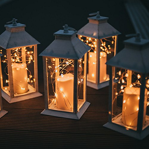 14 Quot Tall Christmas Candle Lantern With 4 Hours Timer 30