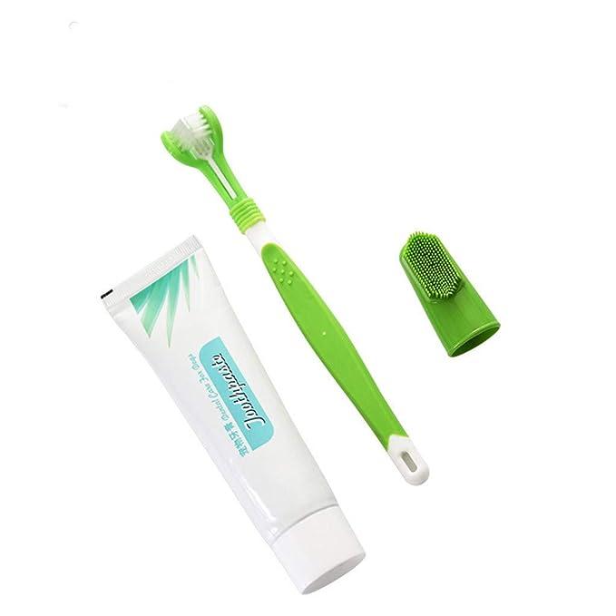 Amazon.com: GD Gmgod❤️ ❤️ Cepillo de dientes para perro ...