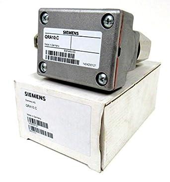 New Siemens QRA10.C UV Detector QRA10C: Amazon.com: Industrial & Scientific