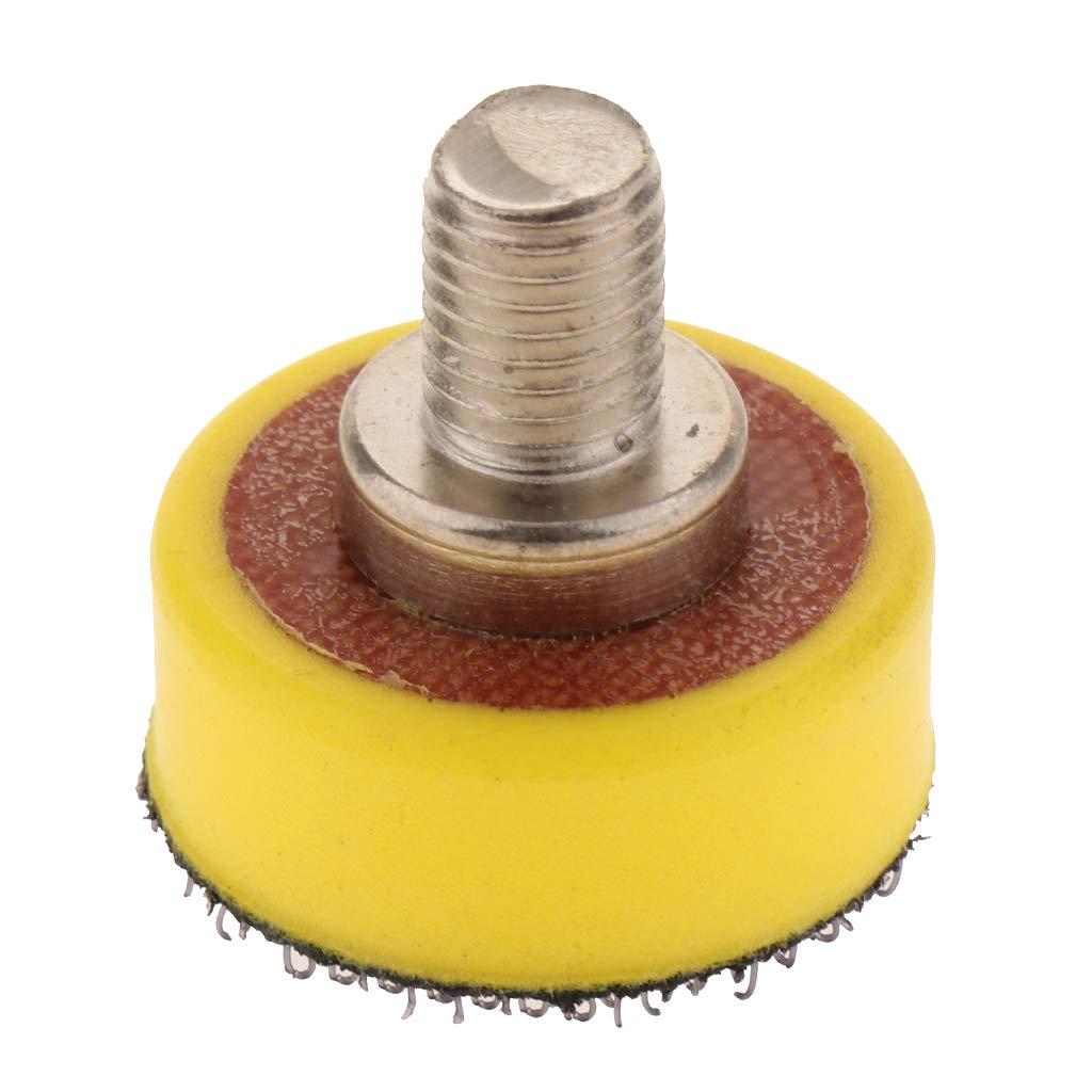 25mm 8mm Flameer Hook Loop Backing Plate Pad Random Orbital Backing Plate Disc Rotary Tools