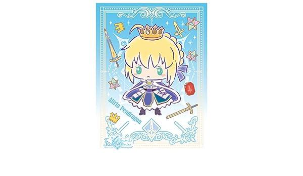 PKMN MTG Fate//Stay Night Ultra PRO TCG CCG Smiles Card Sleeve