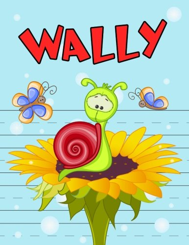 Wally: Personalized Book with Child