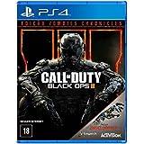 Call of Duty Black Ops III - Edição Zombies Chronicles - PlayStation 4