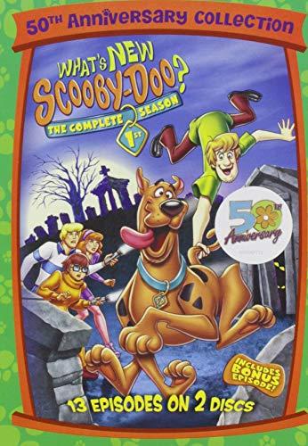 What's New Scooby-Doo?: Season 1 (Scooby Doo Tv Series Dvd)