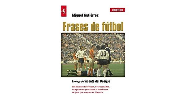 Amazoncom Frases De Fútbol Deportes Corner Spanish