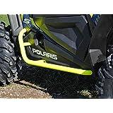 Super ATV Polaris RZR 900 / 1000 Orange Heavy Duty Nerf Bars