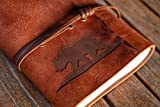 California Bear Leather Journal | Handmade in the United States