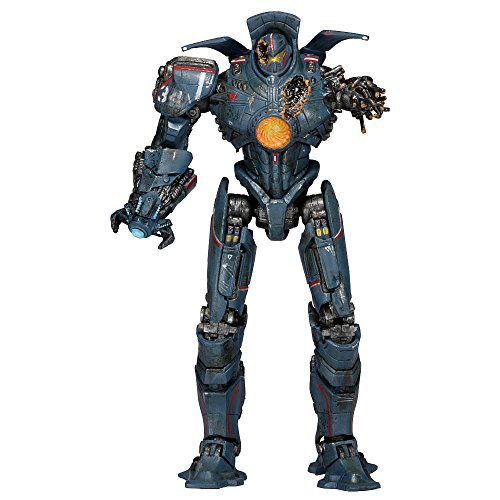 Pacific Rim - 7; Deluxe Action Figure - Series 5 - Anchorage Attack Gipsy Danger