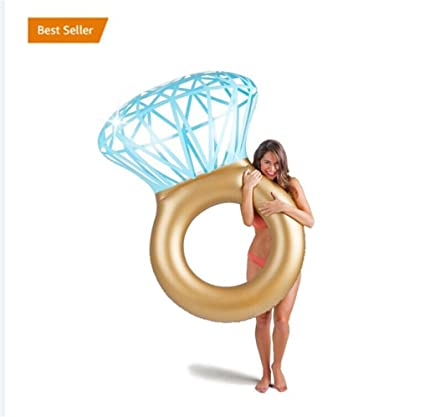 Artistic9 - Anillo Hinchable para Silla de Piscina, Diseño Gigante, Flotador de Agua para