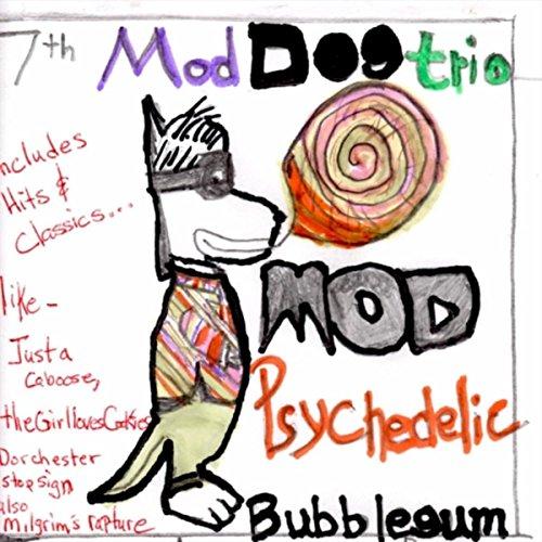 Mod Psychodelic Bubblegum