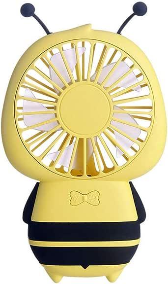 JiaMeng Ventilador de Mesa Potente y Silencioso Ventilador Turbo ...
