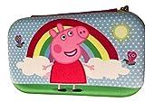 Peppa Pig School Supplies - Pencil Box, Peppa Pencils, Stationery Set