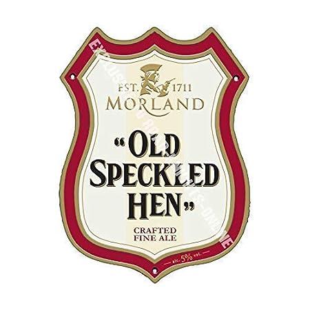 Morland Antigua Moteados Despedida Cerveza Publicidad Bar ...