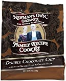Newman's Own Organics Organic Double Chocolate Chip Cookies - 7 oz