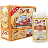 Bob's Red Mill Almond Meal/Flour, 16-Ounce Packages (Pack of 4)