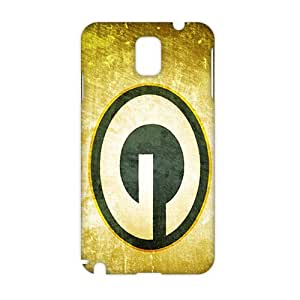 WWAN 2015 New Arrival green bay packers 3D Phone Case for Samsung NOTE 3