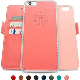 the best attitude d7c75 f7236 Dreem iPhone 6-6s Plus Wallet Case, Magnetic Detachable Slim-Case ...