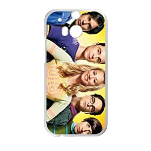 Happy The Big Bang Theory Design Personalized Fashion High Quality Phone Case For HTC M8