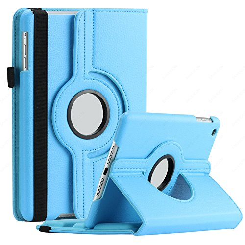 SAVEICON iPad Air Case Rotating