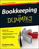img - for Bookkeeping For Dummies (For Dummies Series) book / textbook / text book