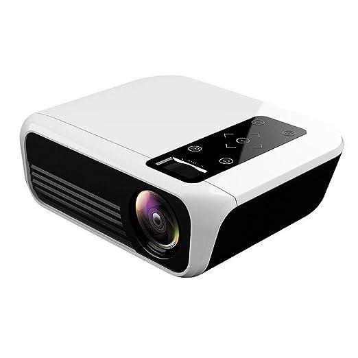 Chendaorong Proyector 4500 lúmenes 1080p Full HD WiFi Misma ...