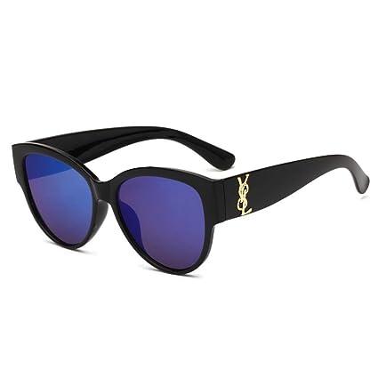 BiuTeFang Gafas de Sol Mujer Hombre Polarizadas De los Hombres de Gafas de Sol Moda Retro