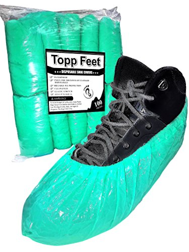 Disposable Shoe Covers By Topp Feet