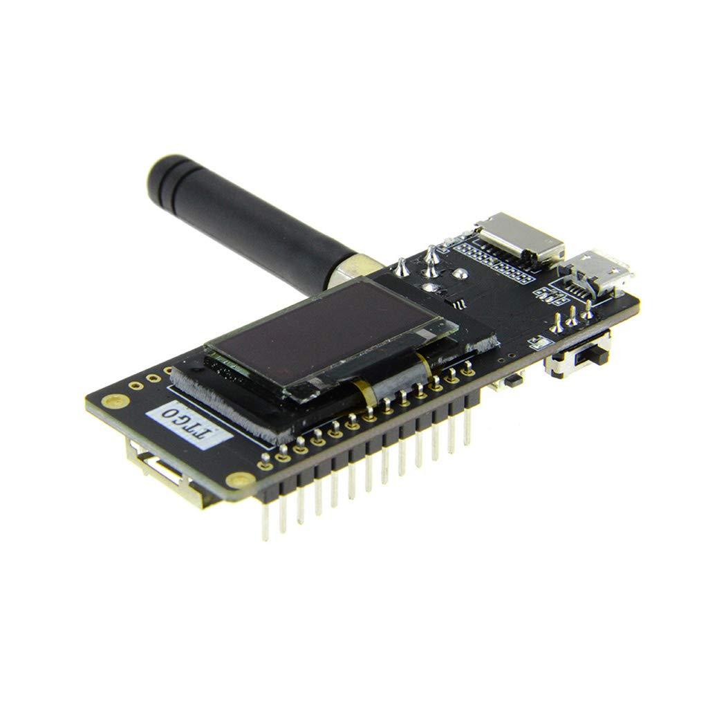 Yintiod ESP32-Paxcounter LoRa32 V2.1 1.6 Version 433//868//915MHz LoRa ESP-32 OLED 0.96 Inch SD Card Bluetooth WIFI Module SMA