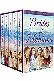 Brides of Montana: A Historical Mail Order Bride Collection
