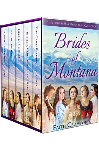 Brides of Montana: A Historical Mail Order Bride Collection cover