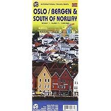 OSLO, BERGEN ET SOUTHER NORWAY - OSLO, BERGEN ET NORVÈGE SUD