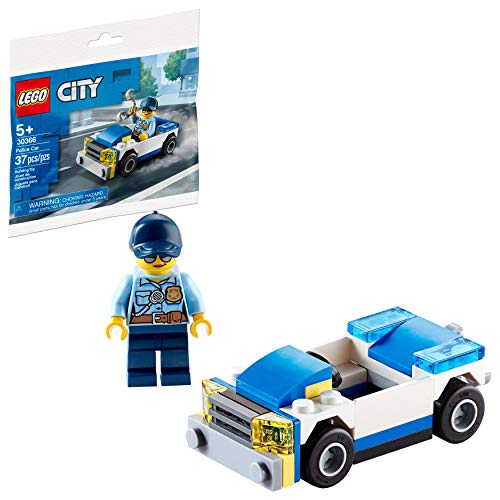 LEGO City Police Car 30366