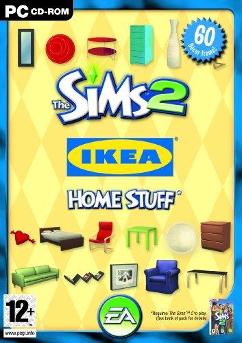 Price comparison product image The Sims 2 Ikea Home Stuff (UK)