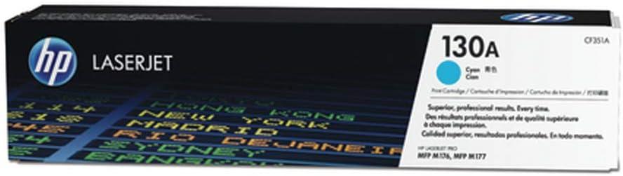 HP 130A | CF351A | Toner Cartridge | Cyan