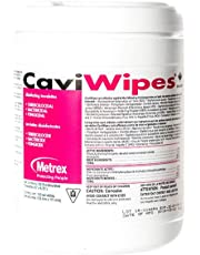 Metrex CaviWipes Disinfectant Towelettes - Large 160/can - Free Shipping