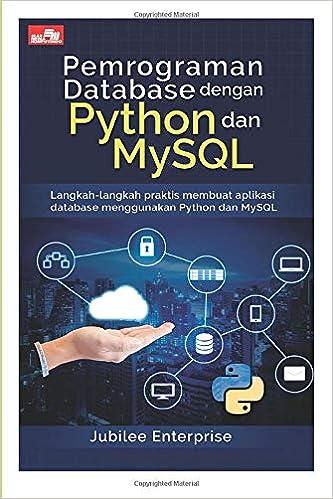 Pemrograman Database dengan Python dan MySQL