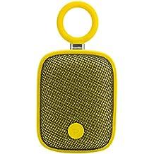 Dreamwave BUBBLEPOD-Y Yellow Compact Outdoor Bluetooth Speaker