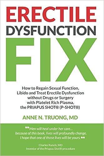 treat erectile dysfunction without drugs