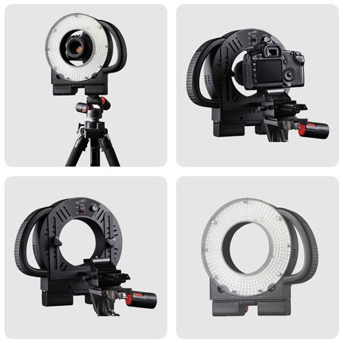 LED411A Ring Flash LED Lights for Professional by LED411A