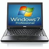 Dell Laptop Latitude E6410 Notebook Computer - Core I5 2.40ghz - 2gb RAM - 160gb Hard Drive - Dvd+cdrw - Windows 7 Pro