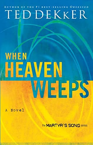 book cover of When Heaven Weeps