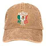 Make America Mexico Again Denim Hat Adjustable Men Classic Baseball Caps