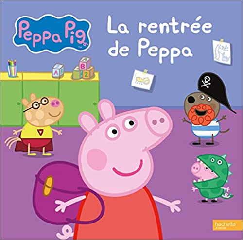 rentrée Peppa