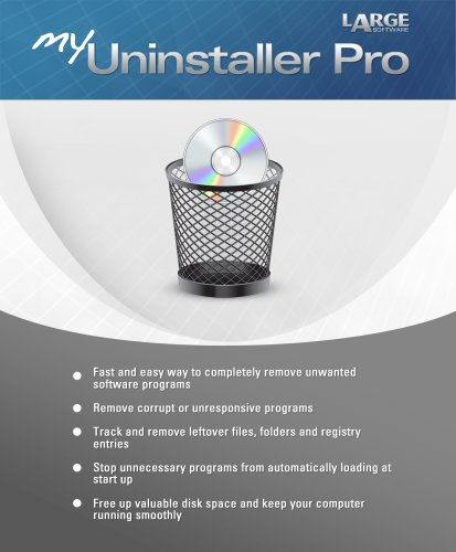 My Uninstaller Pro v. 2014 [Download] by LargeSoftware