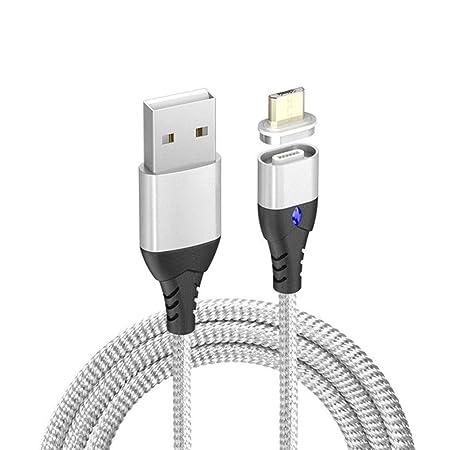 Carga USB Tipo C 8 Pin Imán reemplazo magnética Línea de Cable Micro Fast Adaptador de Cargador para el iPhone/iPad/Xiaomi/Huawei/Samsung fgyhty