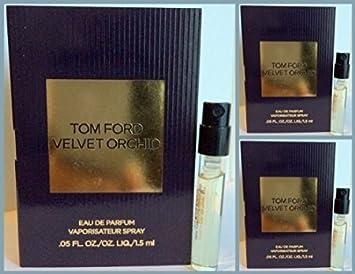 Amazon.com : Tom Ford VELVET ORCHID Eau de Parfum Samples (3 vials ...
