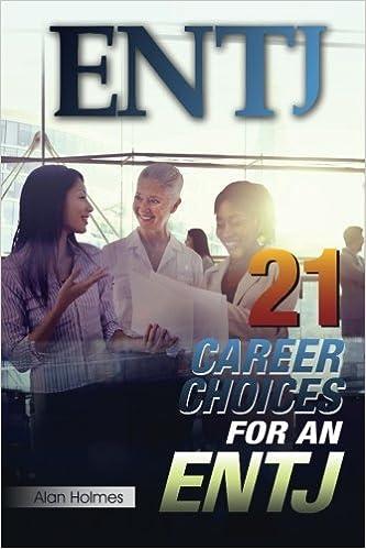 Entj career choices