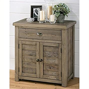 1drawer accent chest